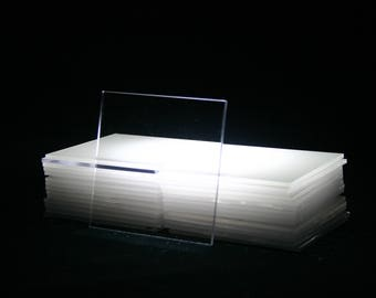 50 Clear Acrylic Squares. with or without holes. Acrylic rectangles low prices Plexiglass Squares  Plexiglass Rectangles