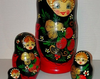 Russian Nesting Dolls SET