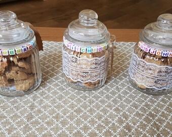 Thankyou cookie jars