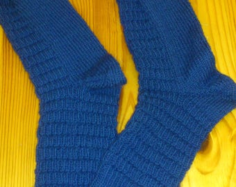 Knit socks for women Gr. 38/39