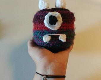 Cute Monster Stress Plush