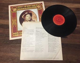 Willie Nelson Vinyl Album