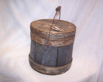 Butter Churn, Primitive, Wooden