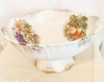 Fruitful Punch Bowl