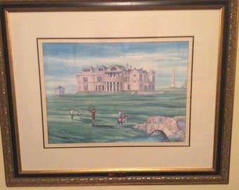 "Ralph Furmanski's ""The Old Course"" Saint Andrews"