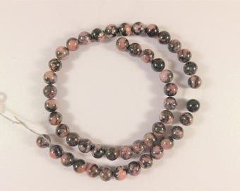 Rhodonite, Rhodonite Gemstones, Gemstones