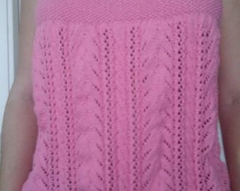 Docker woman pink pure cotton to order
