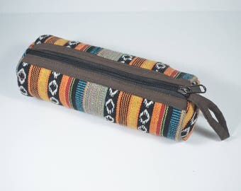 Tribal Pattern 1 Medium Pencil Case