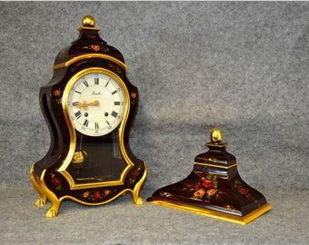 Vintage swiss made clock Etsy