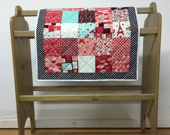 I Love You - Baby Quilt