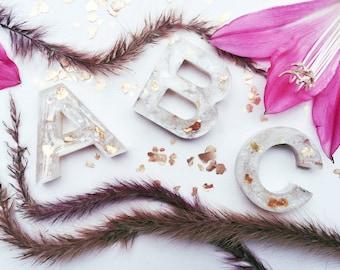 Alphabet Bag- Columbia   Magnetic Alphabet Letters