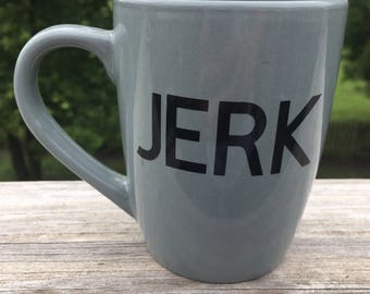 Jerk supernatural inspired mug