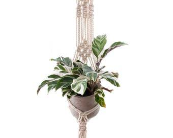 Macrame Plant Hanger / Small
