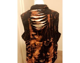 Bleached & Distressed !
