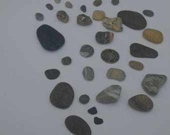 Pebbles and small Stones