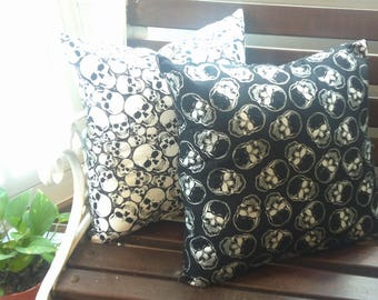 Two Heads Are Better Than One  (Cushions to accentuate your nightmares & dreamscapes).