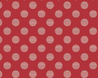 170155 Red Dot, Hello Jane by Allison Harris Collection