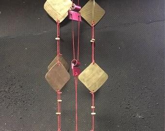 Handmade wind chime