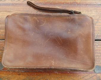Vintage Coach Bonnie Cashin Handbag / Accessories Case