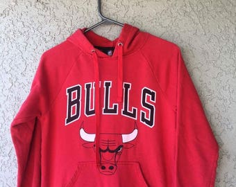 Vintage Chicago Bulls Sweatshirt