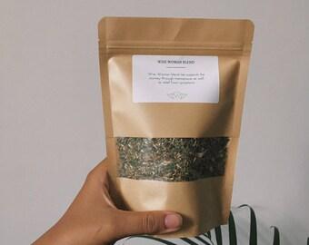 Wise Woman Blend Herbal Tea