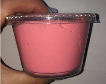 Strawberry Cheesecake Clay Slime