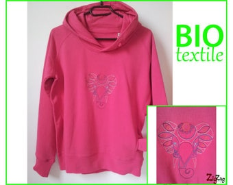 Limited Edition embroidered women Sweatshirt