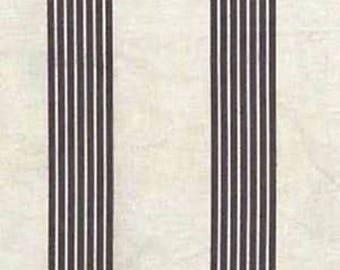 coated canvas striped rio Thévenon