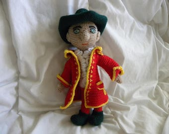 Prince, musketeer or pirate, it's your choice !