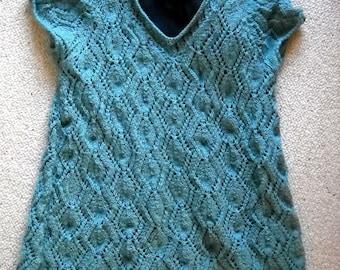 dress tunic short sleeve raglan way