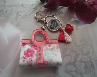 Keychain bag for teacher