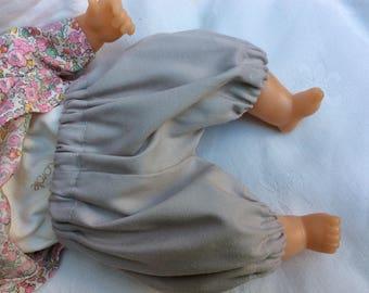Bloomer black doll 30 cm