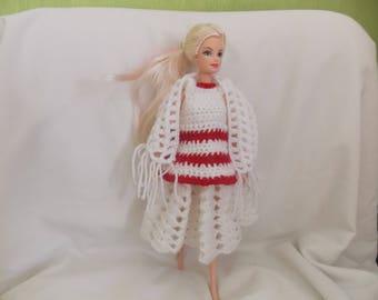 a nice set for barbie