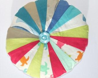 Cotton pin cushion