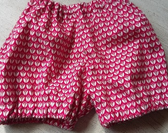 Bloomers baby from 9 months cotton