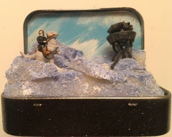 Star Wars Hoth Mini Diorama