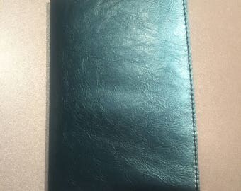 Passport leather smooth duck