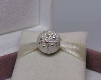 Genuine Pandora Tree of Hearts Charm 792106EN23