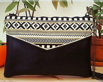 Maia clutch bag