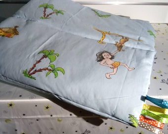 Baby play mat or blanket