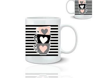 Coffee Cup mug collection