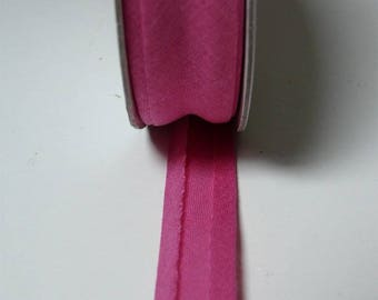 Rose hot pink 20 mm by the yard