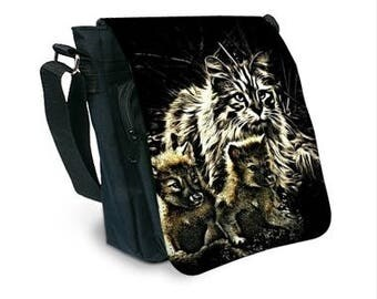 Cats and Cub Scouts Messenger