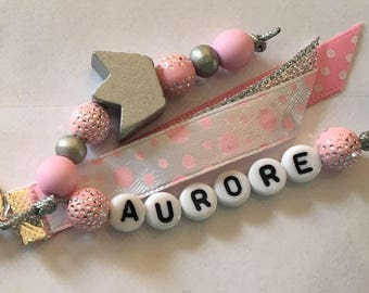 Customizable message Keychain different style