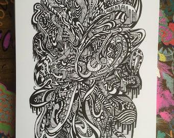 Ink Blotter