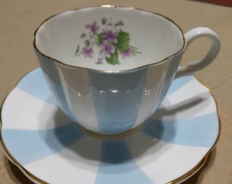 Royal Seagrave Teacup and Saucer