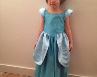 Going to prom Cinderella costume