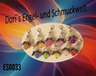 Beaded Angels / guardian angel 10 pieces (158)