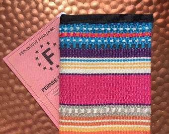 Practical wallet size driver's license