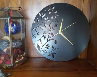 Handmade Wooden Wall clock / Hanging Decor